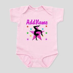 GYMNAST GIRL Infant Bodysuit