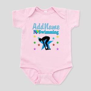 SWIM TEAM Infant Bodysuit