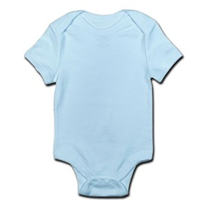 CafePress Butler Bulldogs Track and Field Body Suit Cute Long Sleeve Infant Bodysuit Baby Romper Sky Blue
