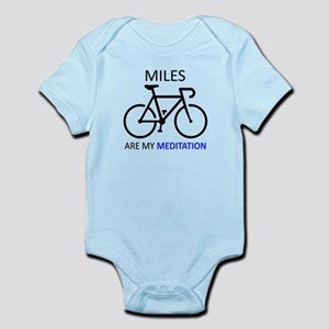 Miles Are My Meditation Body Suit