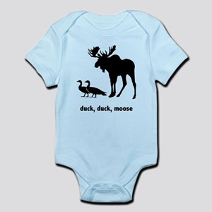 Duck Duck Moose Body Suit
