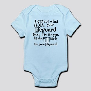 Lifeguard Quotes Baby Clothes Accessories Cafepress