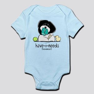 Have-i-Needs Havanese Body Suit