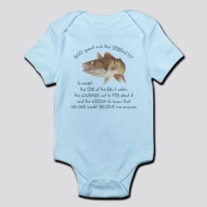 A Fishermans Prayer Infant Bodysuit