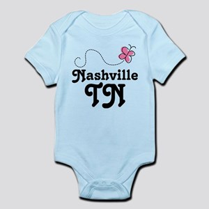 Nashville Tennessee Gift Infant Bodysuit