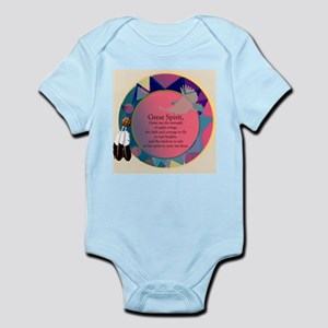 New Spirit Infant Bodysuit