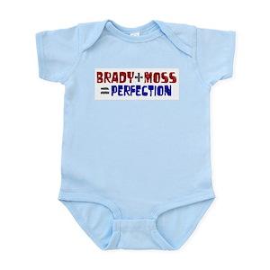 Randy Moss Baby Bodysuits - CafePress