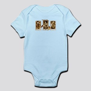Infernal Devices - Baby Light Bodysuit