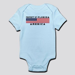 Property of Florida Infant Bodysuit