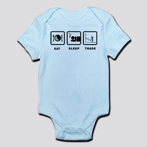 Forex / Stock Trader Infant Bodysuit