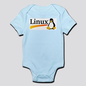 Linux Logo Infant Bodysuit