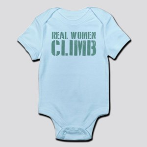 Real Women Climb Body Suit