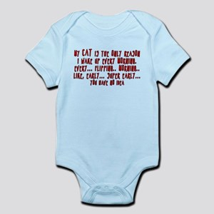 My Cat Infant Bodysuit
