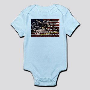 Patriotic T-shirt Body Suit