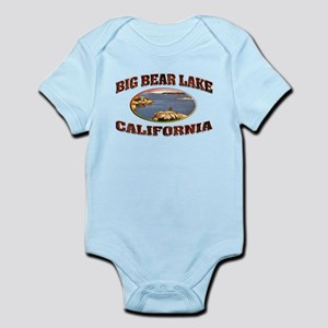 Big Bear Lake Infant Bodysuit