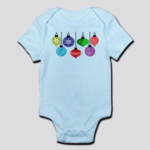 Christmas Ornaments Infant Bodysuit