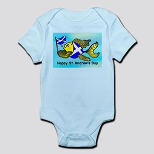 Happy St. Andrews Day Infant Bodysuit
