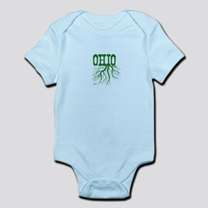 Ohio Roots Infant Bodysuit