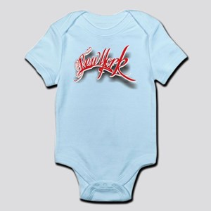 New York ink Infant Bodysuit