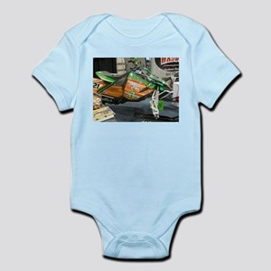 121 Artic Cat Snowmobile Infant Bodysuit