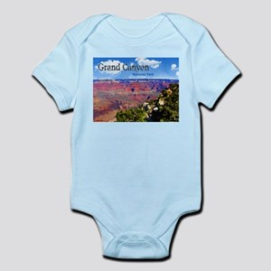 Grand Canyon NAtional Park Poster Body Suit