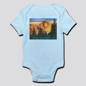 Glowing Half Dome Infant Bodysuit