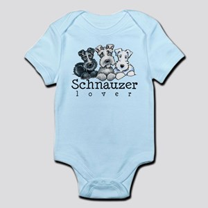 Schnauzer Lover 15 Body Suit