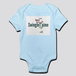 Swing Je T'aime (general) Infant Bodysuit