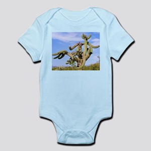 Tucson Saguaro Monster Infant Bodysuit