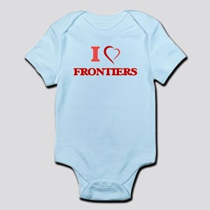 I love Frontiers Body Suit