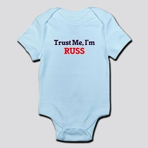 Trust Me, I'm Russ Body Suit