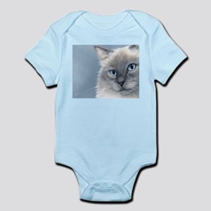 Ragdoll Cats 2 Infant Creeper