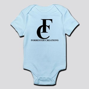 Forrester Creations Logo 01 Body Suit