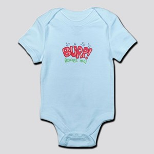 Burp!(Excuse Me) Infant Bodysuit