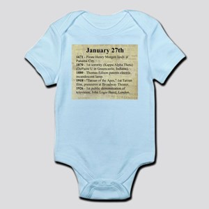 January 27th Body Suit