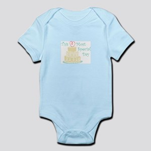 Most Special Day Body Suit