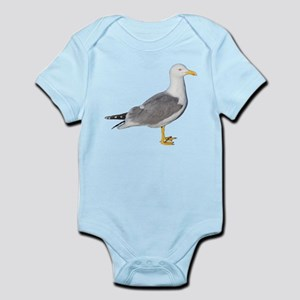 Yellow Legged Gull Body Suit