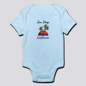 San Diego California Body Suit