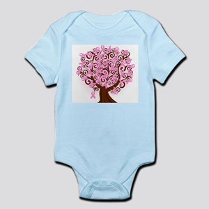 The Tree of Life...Breast Cancer Body Suit