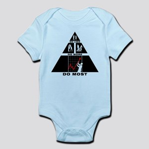 Financial Trader Infant Bodysuit