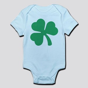 Irish Shamrock Body Suit