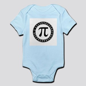 Pi symbol circle Body Suit