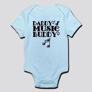 Daddys Music Buddy Body Suit