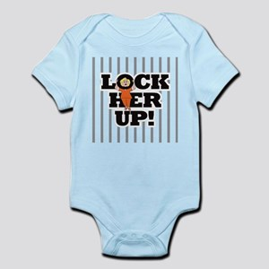 Lock Her Up! Infant Bodysuit