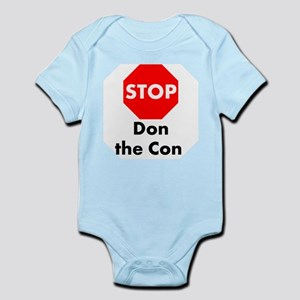 Stop Don the Con Body Suit