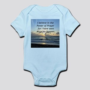 GOD MIRACLE Infant Bodysuit