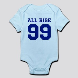 ALL RISE 99 Baby Light Bodysuit