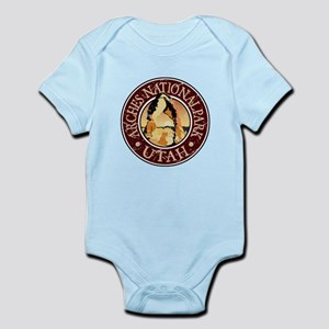 Arches National Park Infant Bodysuit