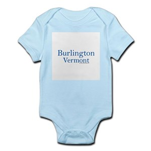 Burlington Baby Clothes & Accessories - CafePress