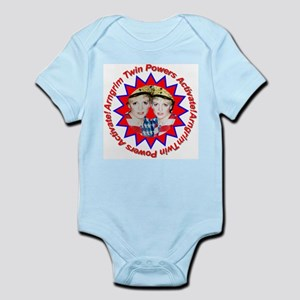 Arngrim Twin Power Infant Creeper